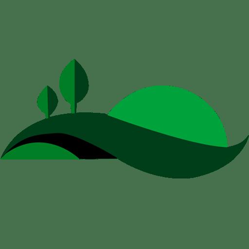 Садовий центр Краєвид Піктограма